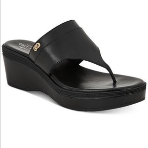 Cole Haan Cecily Grand Wedge thong sandal